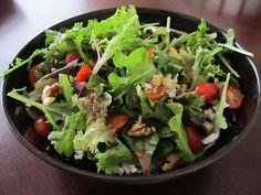 Mesclun and Herb Salad