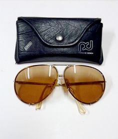 edd955a29f39 70s vintage  Porsche design  sunglasses Porsche Design Sunglasses