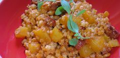 pasztor Fried Rice, Fries, Bacon, Ethnic Recipes, Food, Essen, Meals, Nasi Goreng, Yemek