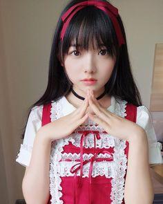 """浪人 on Twitter: """"… """" Asian Cute, Cute Asian Girls, Beautiful Asian Girls, Cute Girls, Cute Cosplay, Cosplay Girls, Cute Kawaii Girl, Cute Japanese Girl, Beautiful Young Lady"""