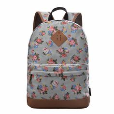61cca8e2ab Douguyan Casual Lightweight Print Backpack for Girls and Women School  Rucksack - Fashion for Women. Find this Pin and more on Bags ...