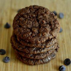 Gluten Free Chocolate Oatmeal Chip Cookies | Baking Bites | Bloglovin'