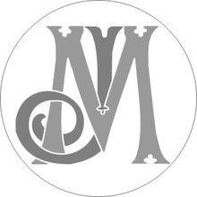 Victorian Monogram Wax Seal Stamp