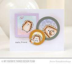 Image result for mft hedgie hugs card ideas