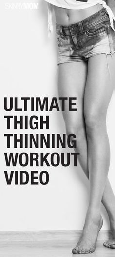 A great thigh sculpting work out routine using a Power Ring to get your inner and outer thighs ready for bikini season.