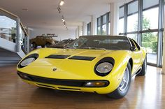 Instater @ Museo Lamborghini Sant'Agata Bolognese by soulplace, via Flickr