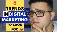 The Digital Marketing Trends 2020 you need to look out for - all in 1 video. I go over the 6 main social media trends 2020 so you know what to stay on top of. Online Marketing Services, Social Media Marketing Agency, Social Media Trends, Best Way To Advertise, Digital Marketing Trends, Branding, Entrepreneur, Blogging, Campaign