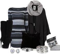 """outfit"" by michelerussell on Polyvore"