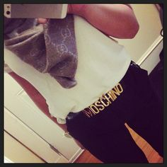 Photo by eliana_babyy  #moschino #belt #mymoschino