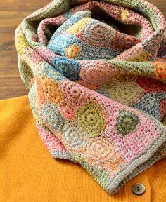 Sophie Digard / echape wool oxygene (4026/4B/MR/CARBROUILLA/EM) やさしいピンク ウールストール | petiteparis