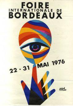 Foire International de Bordeaux by Herve Morvan (1976)