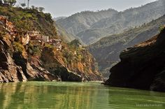 Scenic India.