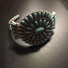 Lucky Brand Bracelet Classic piece, you can't go wrong! Turquoise Lucky Brand bracelet Lucky Brand Jewelry Bracelets