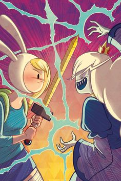 Adventure Time With Fionna and Cake #4 cover
