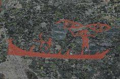 The Rock Carvings Art of Alta Norway