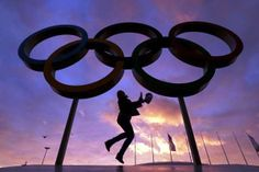 Latest Sochi Olympics 2014 Rings Art Images, Pictures, Photos, HD Wallpapers