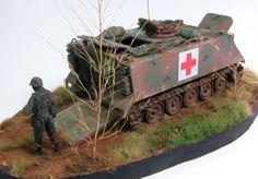 M113A2 in MERDC Digital Camouflage