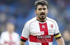 The Italian midfielder that was appointed a player-coach makes a successful debut.