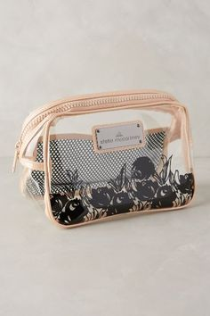Adidas by Stella McCartney Floral Cosmetic Bag - anthropologie.com