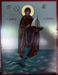 Religious Icons, Religious Art, Orthodox Catholic, Church Icon, Tarot, Greek History, Chapelle, Orthodox Icons, Our Lady