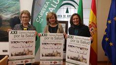 La XXI Carrera Popular por la Salud de Jaén se disputará, el 17 de abril, por el casco antiguo