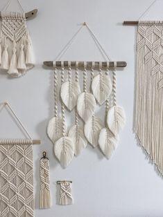 Macrame Plant Hanger Patterns, Macrame Wall Hanging Patterns, Macrame Patterns, Macrame Wall Hanger, Macrame Design, Macrame Art, Macrame Projects, Macrame Knots, Macrame Jewelry