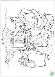Robin Hood Coloring Page Robin hoods Robins and Worksheets