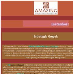 AMAZING Senior Resorts - Arq. Paulina Wajngort- Estrategia Grupal