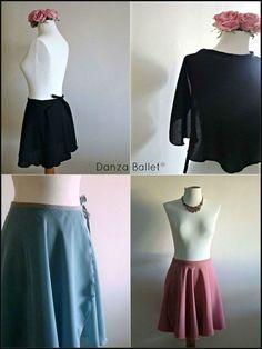 Faldas para la clase de ballet Danza Ballet®