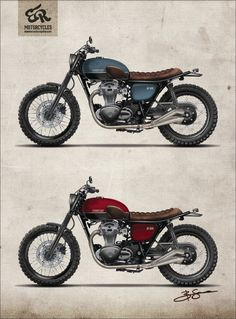Kawasaki Motorcycles, Cars And Motorcycles, Bonneville Motorcycle, Mind Journal, Retro Bike, Bike Ideas, 50cc, Men Stuff, Royal Enfield