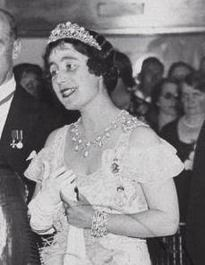 HM Queen Elizabeth, Queen Mother nee Lady Elizabeth Bowes-Lyon