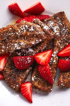 Air-Fried Flax Seed French Toast Sticks With Berries Heart Healthy Breakfast, French Toast Sticks, Cooking Recipes, Healthy Recipes, Healthy Breakfasts, Healthy Food, Flax Seed Recipes, Cooking Light, Air Fryer Recipes