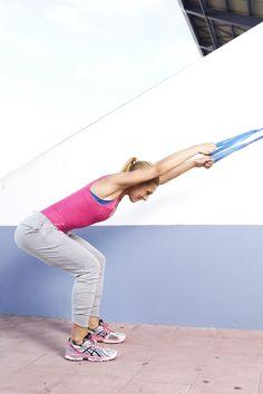5 bra övningar för en stark rygg