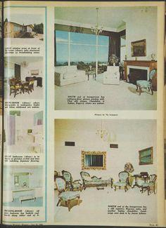 Issue: 22 Jun 1966 - The Australian Women's Wee. Historic Newspapers, 1960s Decor, Interior Photo, Jun, Vintage World Maps, Gallery Wall