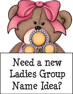 Ladies Group Names 113