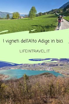 Itinerario tra i vigneti dell'Alto Adige in bicicletta ✨ #lifeintravel #altoadige Italy Travel, Trekking, Travel Ideas, Places To See, Golf Courses, Wanderlust, Tours, Sport, Culture