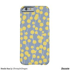 Steele Sun Barely There iPhone 6 Case
