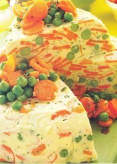 Recetas para Diabéticos y Celíacos Consejos Sanos: Tortilla de zanahorias al horno-Diabéticos y Celía...