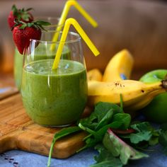 Smoothie that Prevents and Fights Anemia in a Natural Way