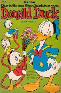 Ducks - Flowers - Grass - Sonderheft 14 - Joke New Ducktales, King Koopa, Looney Tunes Bugs Bunny, Jesus Painting, Daffy Duck, Retro Video Games, Walt Disney Company, Paramore, Donald Duck