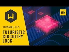 In this tutorial, Joe Clay from Workbench will walk you through his entire process of creating a futuristic circuity look in After Effects. Vfx Tutorial, Cinema 4d Tutorial, Animation Tutorial, Motion Design, Illustrator, Tree Map, After Effect Tutorial, After Effects Projects, Matrix