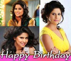 """मराठी चित्रपटांतील आघाडीची नायिका """"सई ताम्हणकर"""" हिला वाढदिवसाच्या मनःपूर्वक शुभेच्छा. #HappyBirthday #SaiTamhankar"""