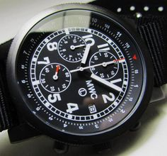 MWC Military Watch Company Military Chronograph