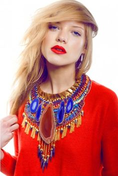 Assad Mounser Autumn/Winter 2011 Jewelry Lookbook