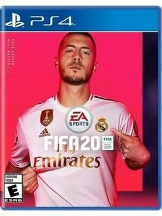 EA Sports' FIFA 20 won't go on sale for another two-plus months, but we get our first look at the covers graced by Eden Hazard and Virgil van Dijk. Eden Hazard, The Division, Ea Fifa, Fifa 20, Real Madrid, Candy Crush Saga, Pro Evolution Soccer, Xbox One Games, Ps4 Games