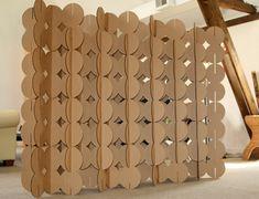 pared de carton - Buscar con Google