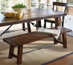 130 Dining Bench Ideas Dining Bench Dining Dining Table With Bench