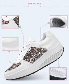 Sneakers happen to be an element of the fashion world more than you may think. Today's fashion sneakers carry little resemblance to their earlier predecessors but their popularity remains undiminished. Best Sneakers, Sneakers Fashion, High Top Sneakers, Platform Sneakers, Present Day, Front Row, Everyday Fashion, Fashion Dresses, Lace Up