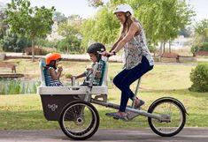 Una bici para familias activas