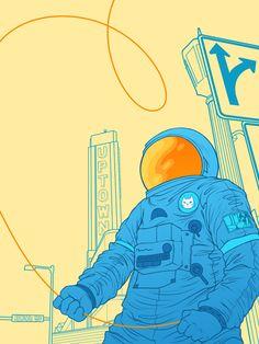Astronaut by Jennifer Mundy